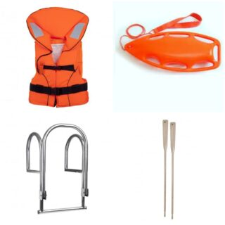 Accessories for Pedal Boats